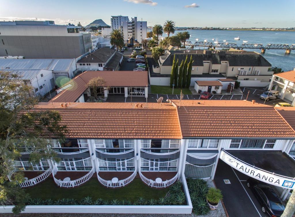 The Tauranga on the Waterfront Luxury Accommodation