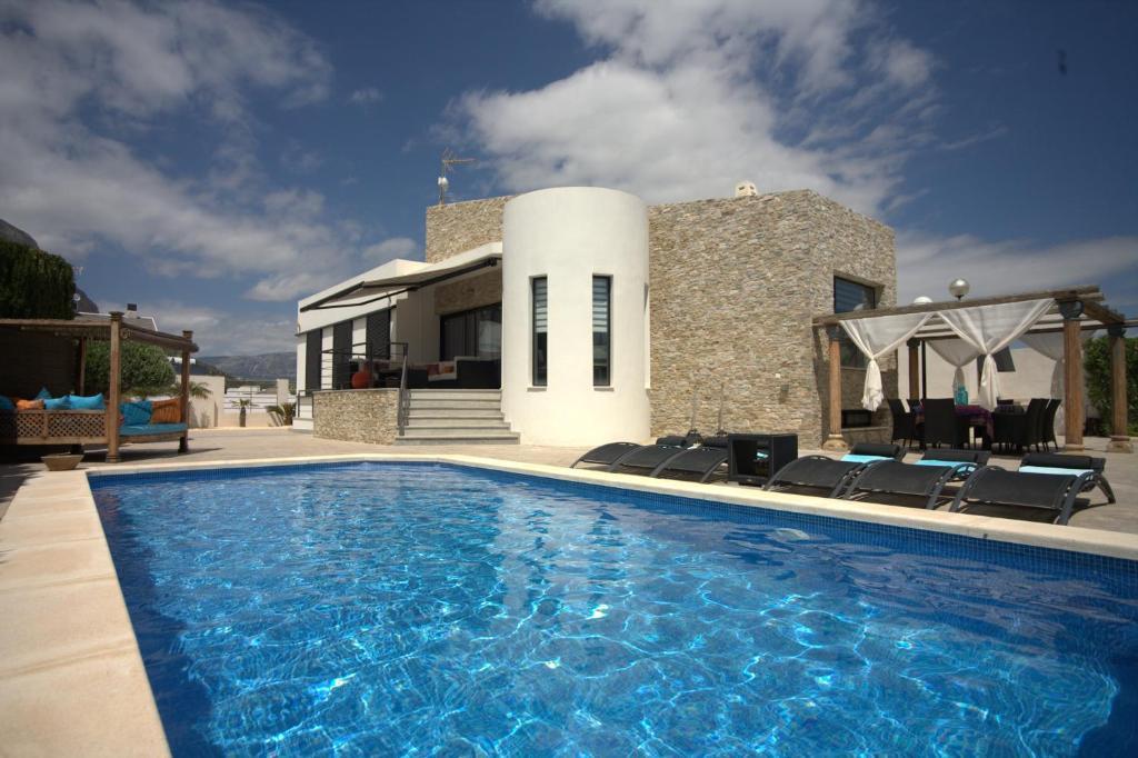 La Villa La Vie (Spanje Polop) - Booking.com