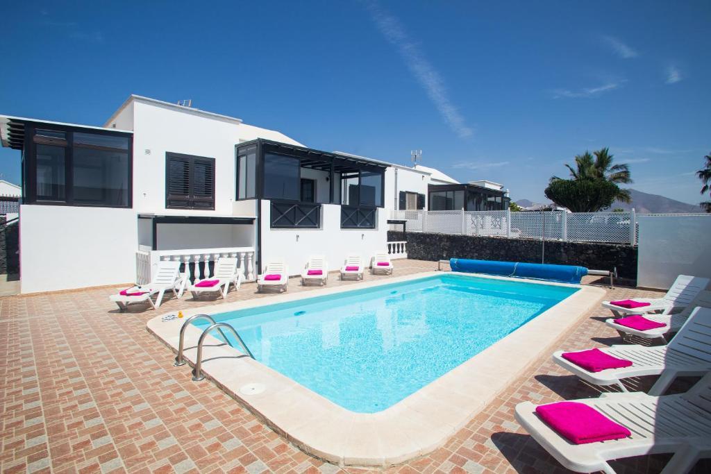 Villa Alvaro (Spanje Playa Blanca) - Booking.com