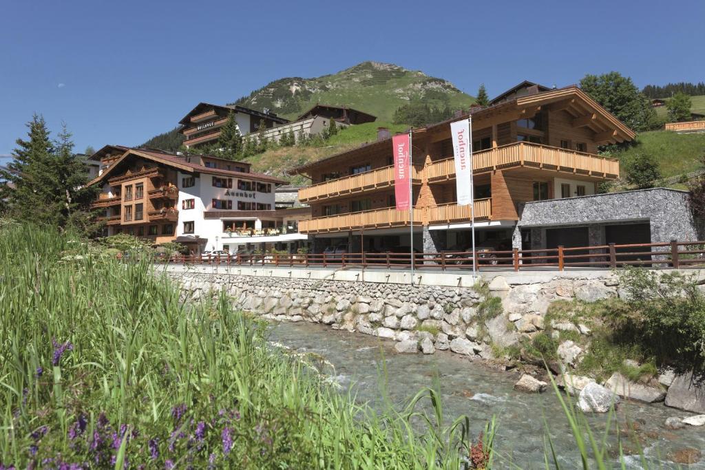 Hotel Auenhof Lech Am Arlberg 2020 Legfrissebb Arai