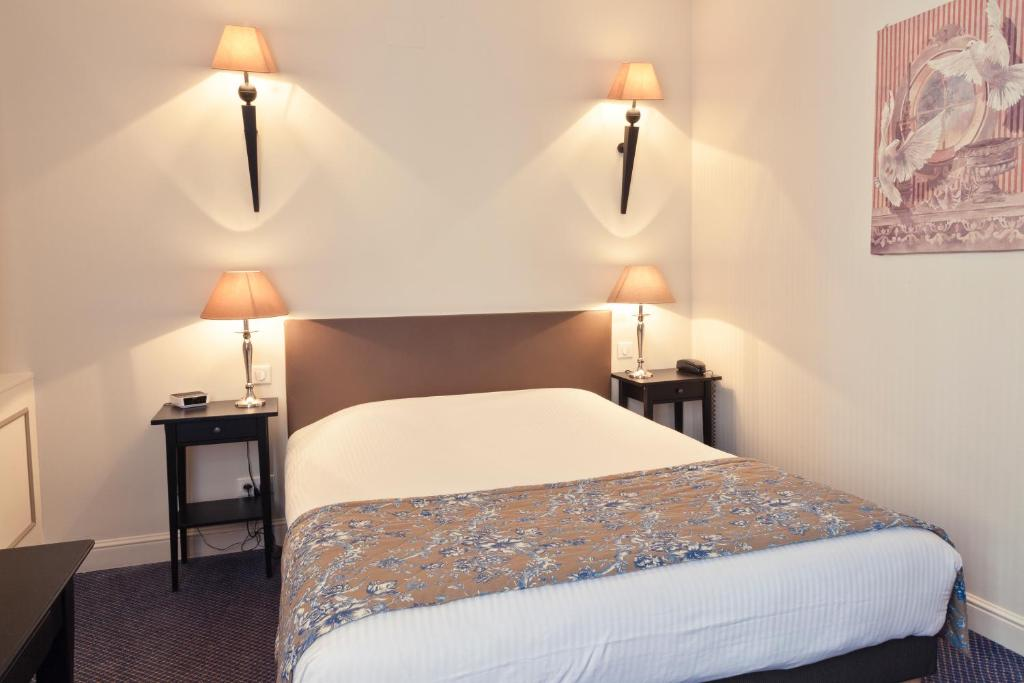 A room at The Originals Boutique, Hôtel des Princes, Strasbourg Centre (Qualys-Hotel)