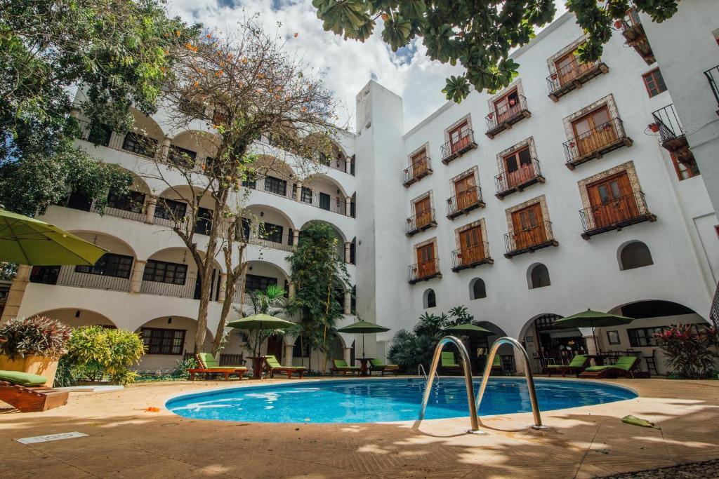 Hotel Meson del Marques (México Valladolid) - Booking.com