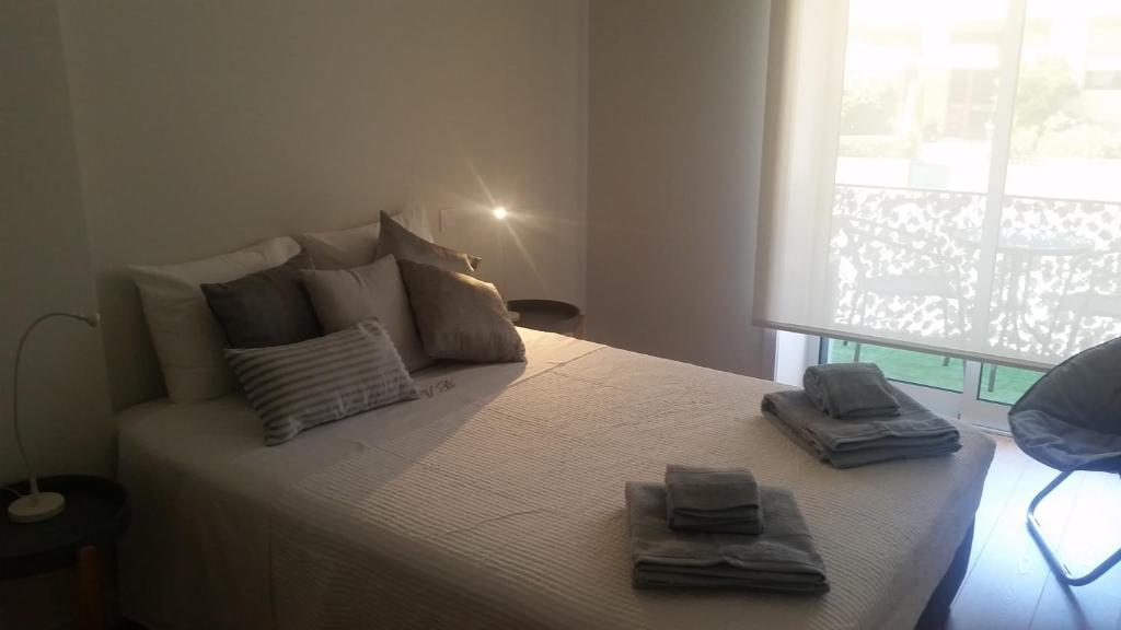 A room at Vila Bracara II