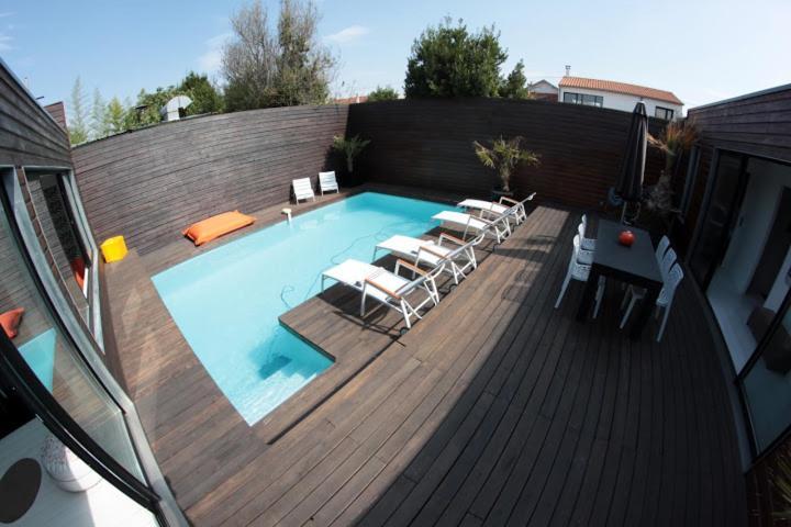 Villa Maison Les Gonthieres La Rochelle France Bookingcom