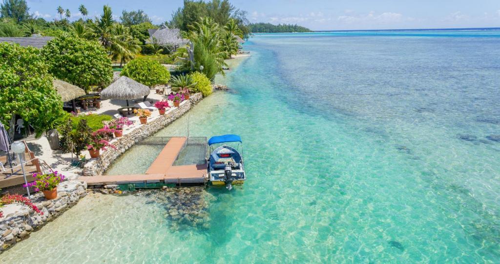 Beach House Hauru French Polynesia