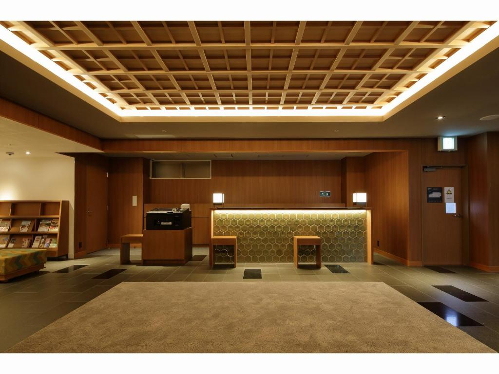 The lobby or reception area at Hotel Gracery Kyoto Sanjo