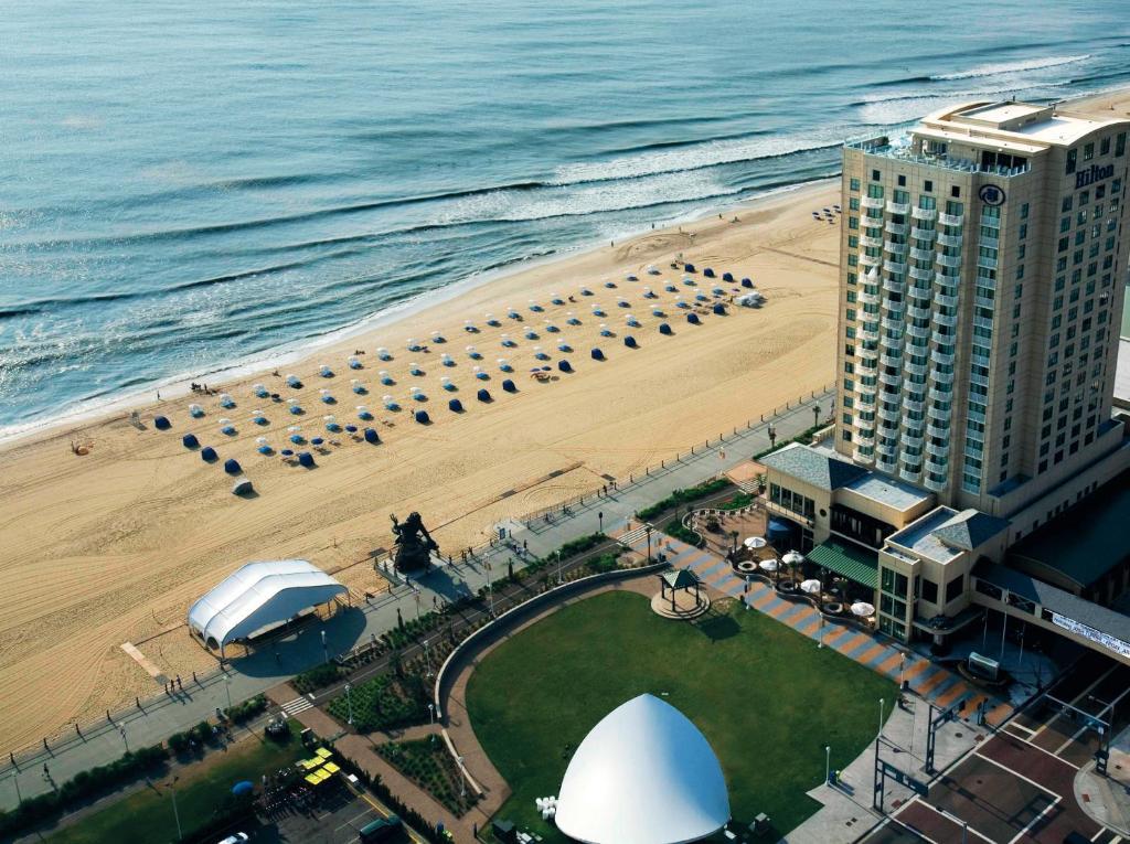 Resort Virginia Beach Hilton Va Booking