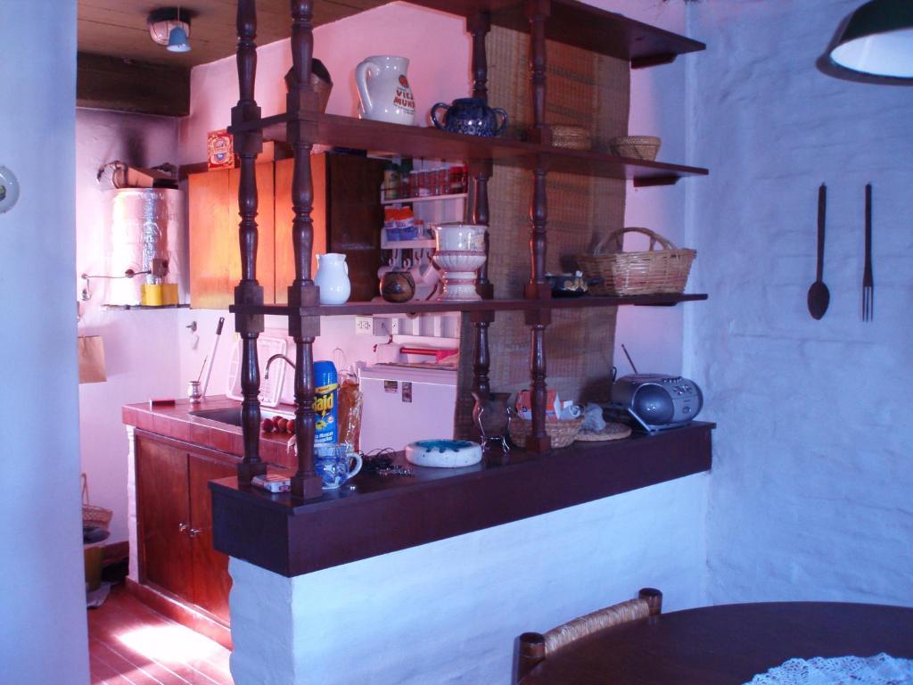 Tetera y cafetera en Portobello Apartment