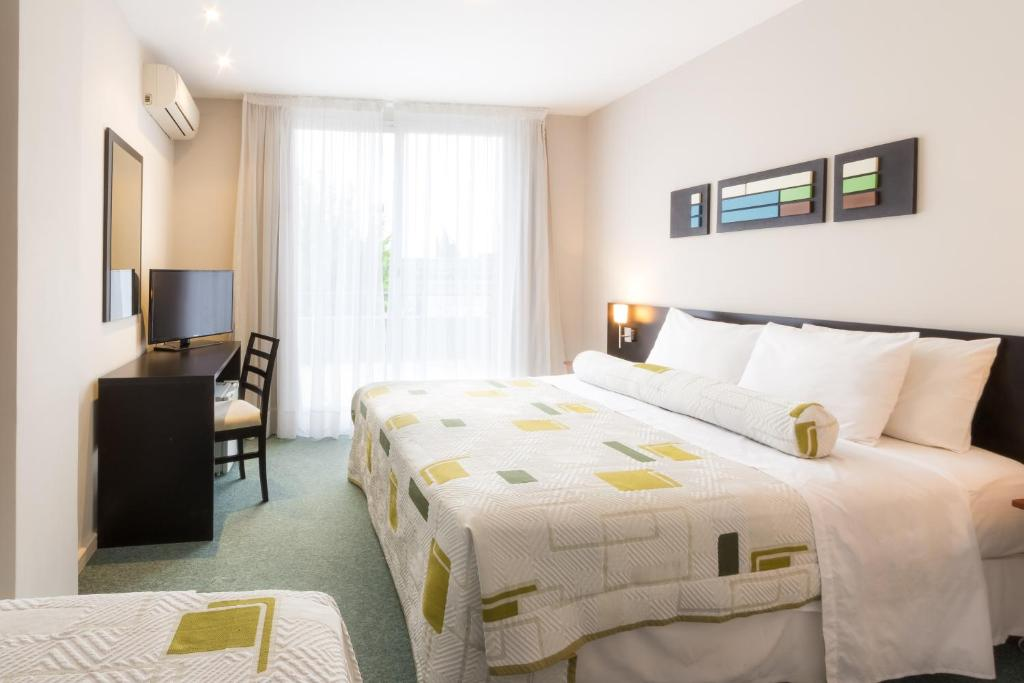 Una habitación en Gran Hotel Brisas del Hum