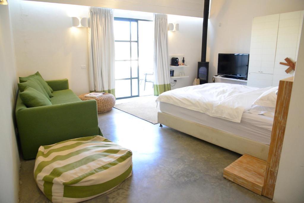 A room at InnSense