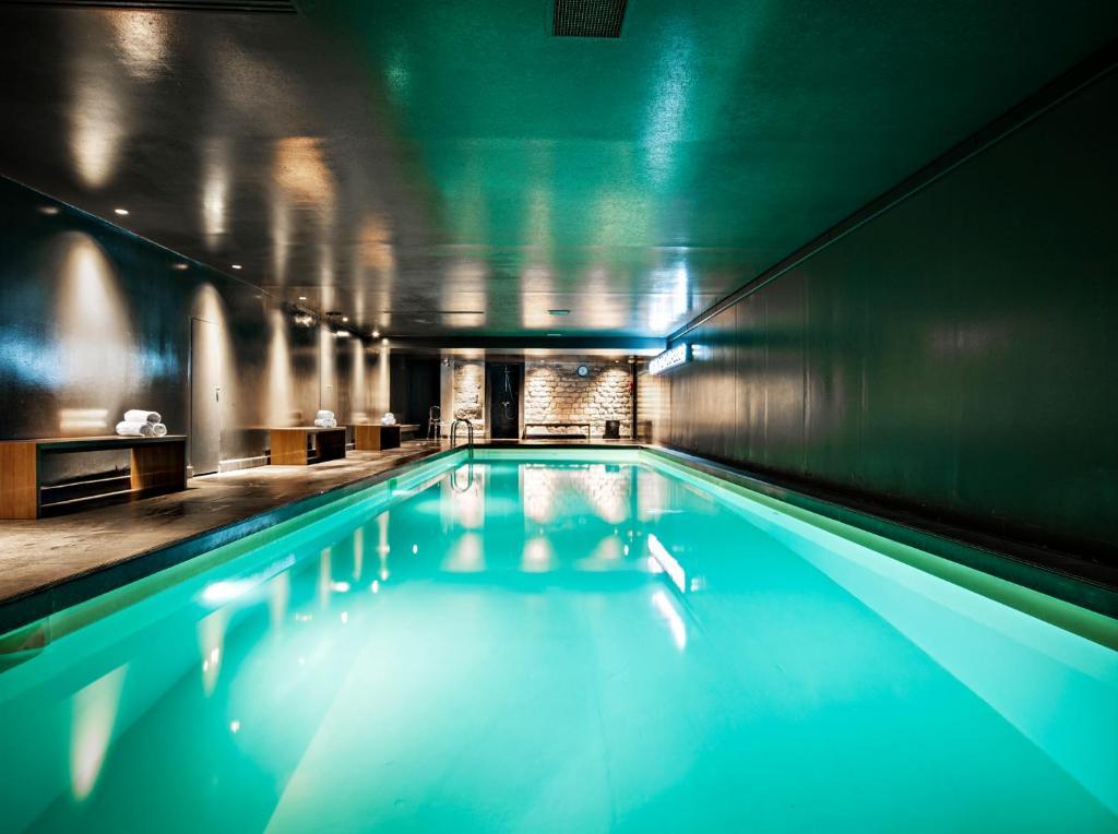 The swimming pool at or near Saint James Albany Paris Hotel Spa