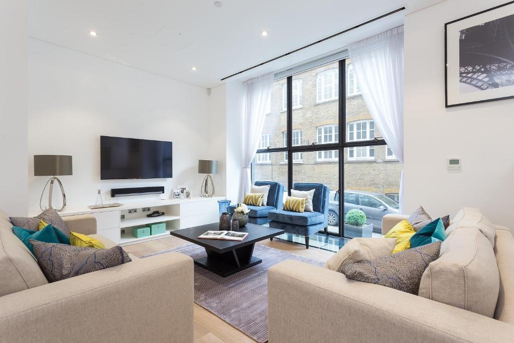Groovy Apartment Urban Chic Chiltern Baker London Uk Camellatalisay Diy Chair Ideas Camellatalisaycom