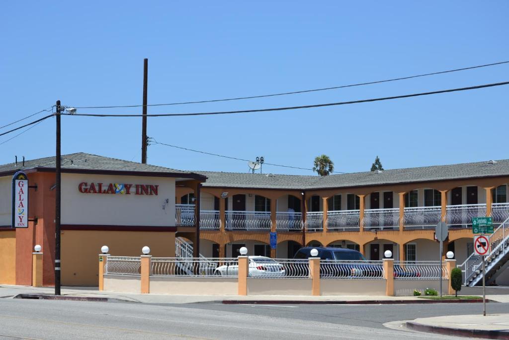 Galaxy Inn.