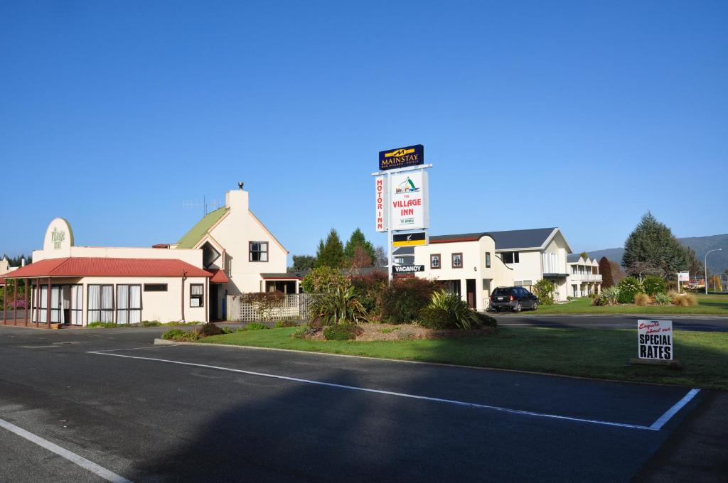 The Village Inn Hotel
