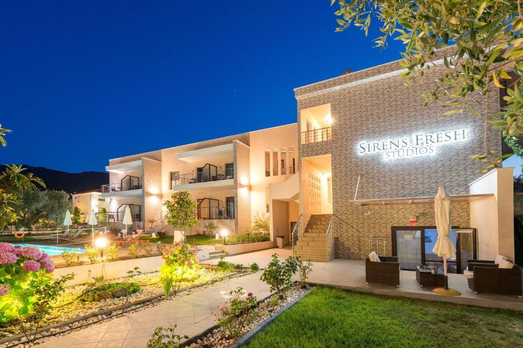 Apartment Sirens Fresh Limenas Greece Bookingcom
