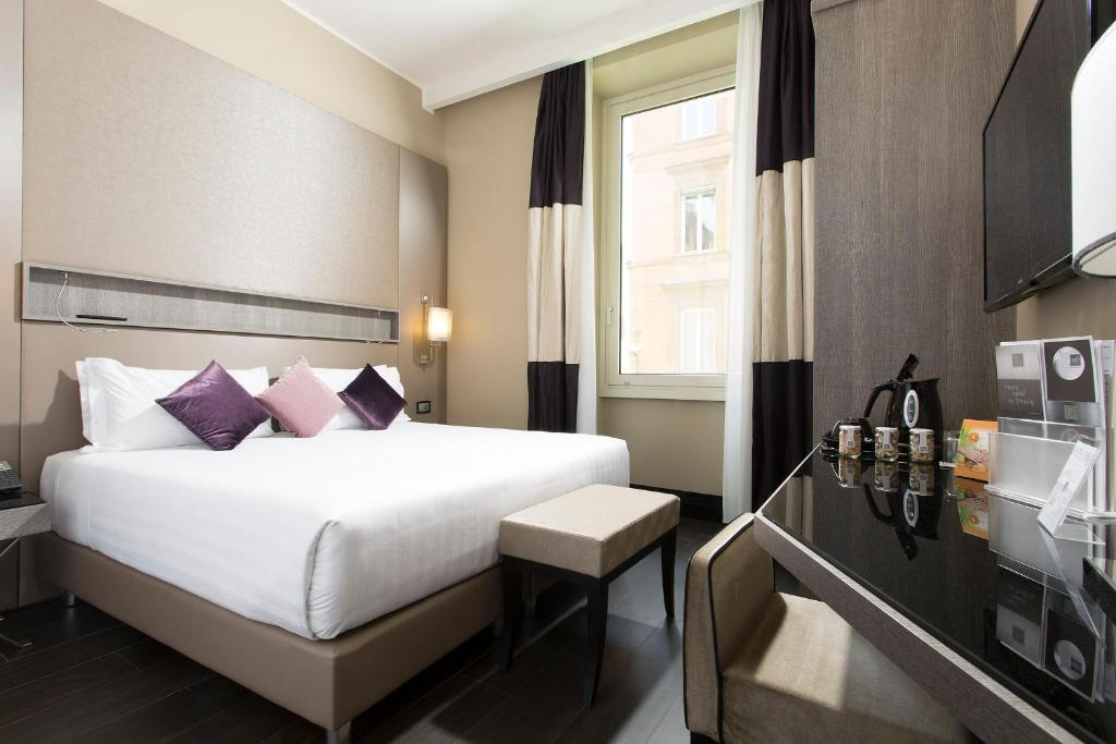 A room at Rome Life Hotel