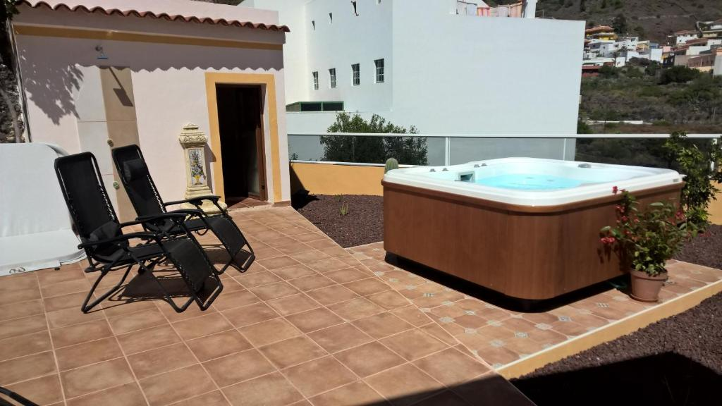 Spa and/or other wellness facilities at Casa Regina Tenerife