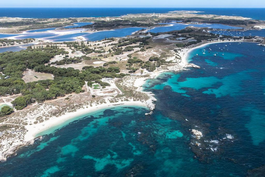A bird's-eye view of Karma Rottnest