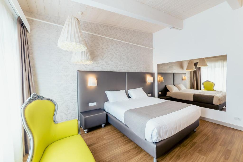 A room at Diamante MHotel