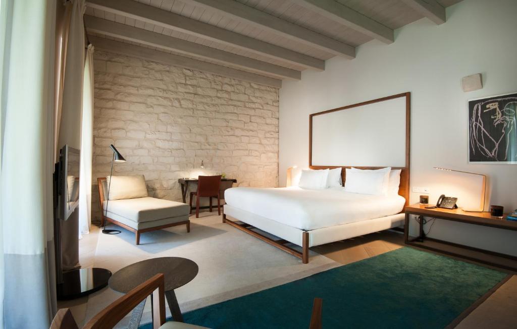 A room at Mercer Hotel Barcelona
