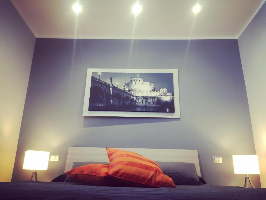 Camera di Caracalla Room Rental