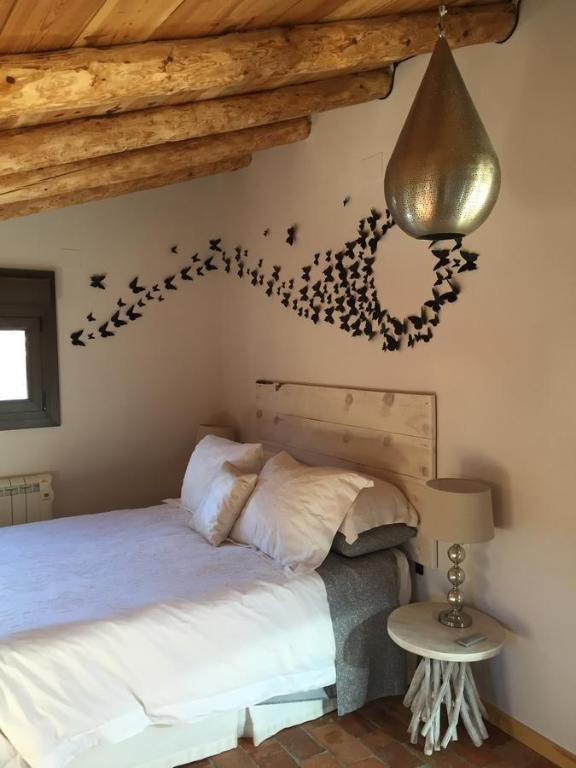 Una habitación en El Zaguán