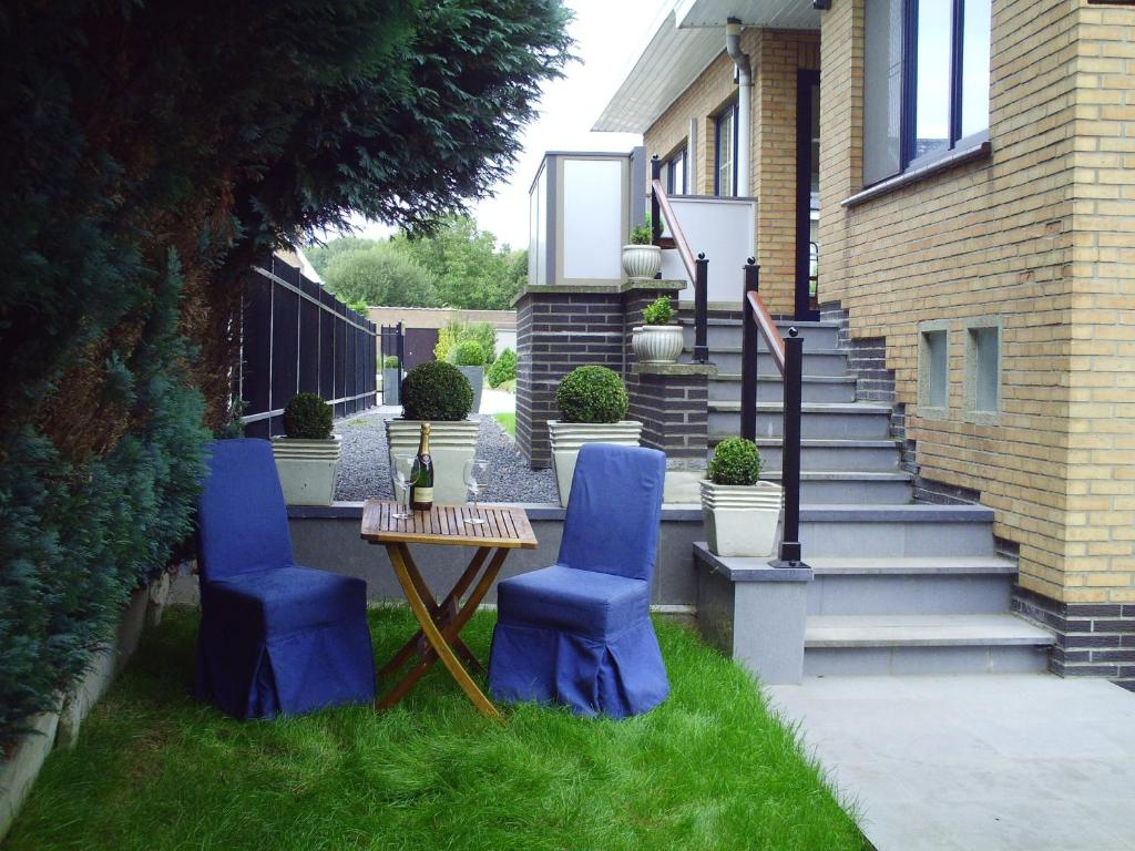 A porch or other outdoor area at Apartment Capitalcondos
