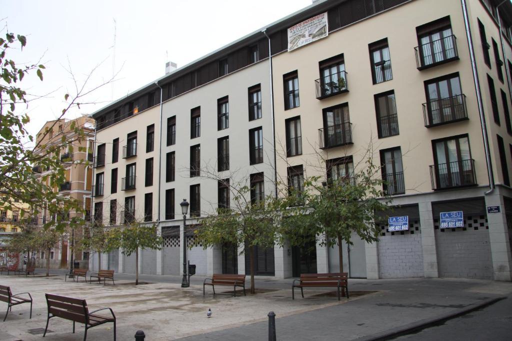 Apartamentos Hiedra Y Tapinería Mercado Central Valencia