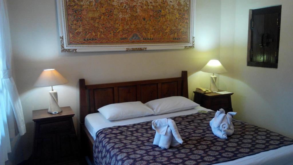 A room at Bali Segara Hotel