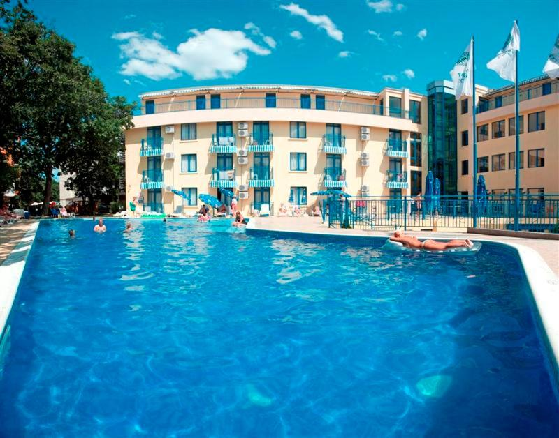 The swimming pool at or near Blue Sky Hotel - All Inclusive