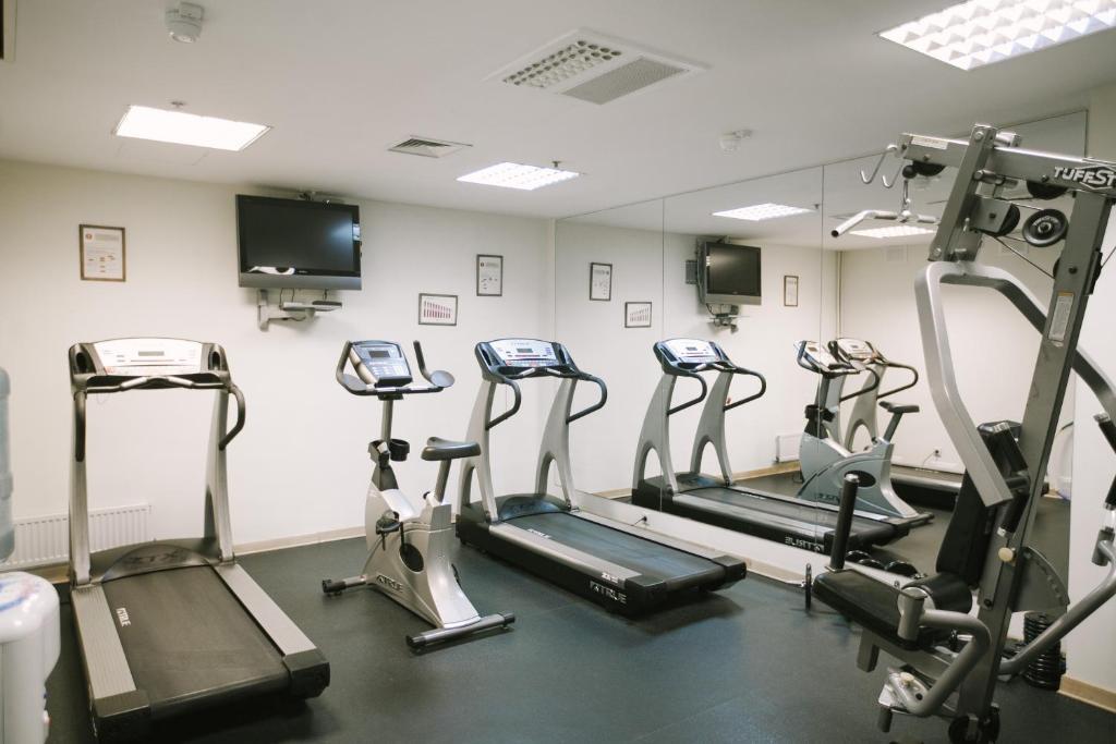 Фитнес-центр и/или тренажеры в Петр 1