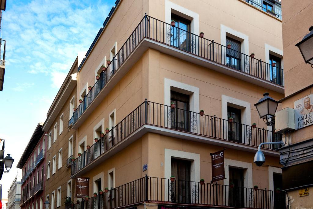 THC Tirso Molina Hostel, Madrid, Spain - Booking.com