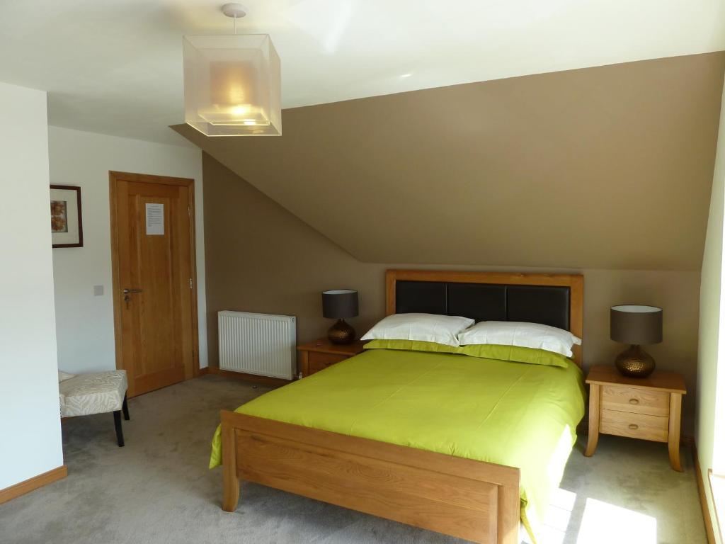 A room at Alba House