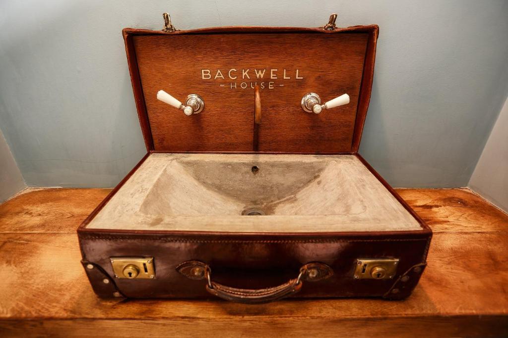 Backwell House
