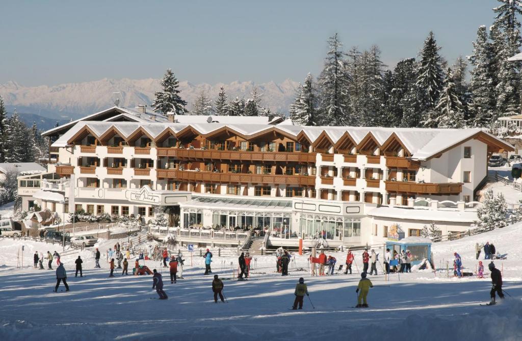 Hotel Sonnalp durante l'inverno
