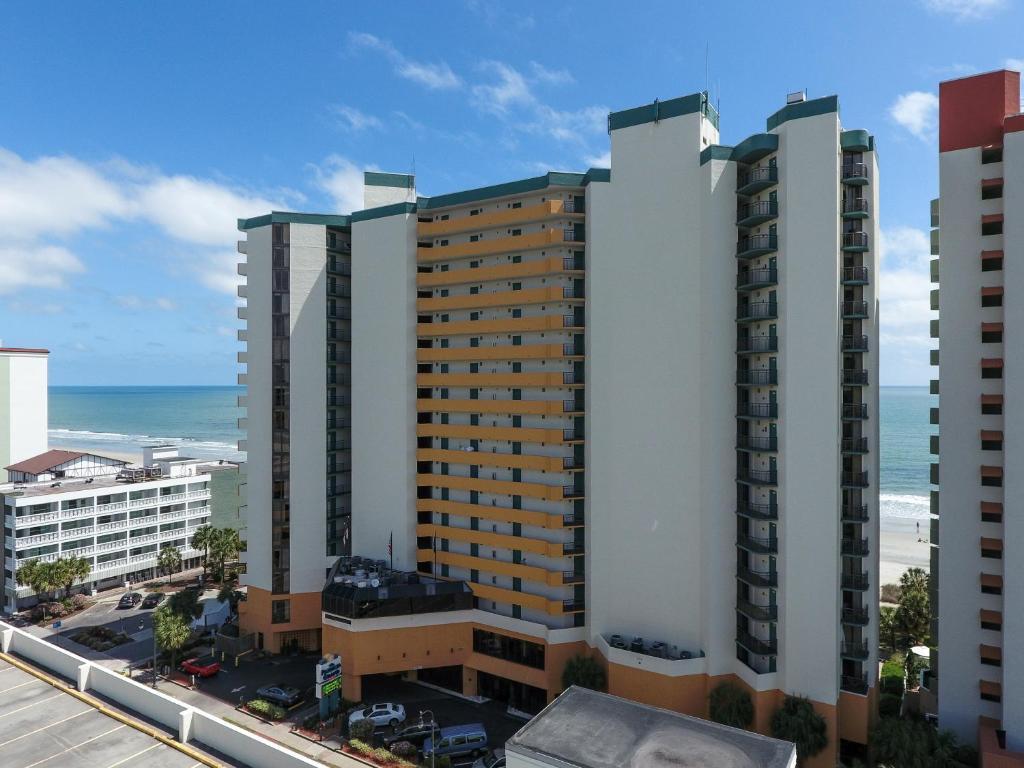 Patricia Grand Hotel Myrtle Beach Sc