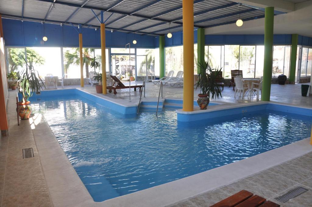 Hotel De Las Artes (Argentina Termas de Río Hondo) - Booking.com
