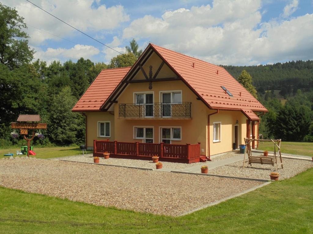 A garden outside Jasionka 2