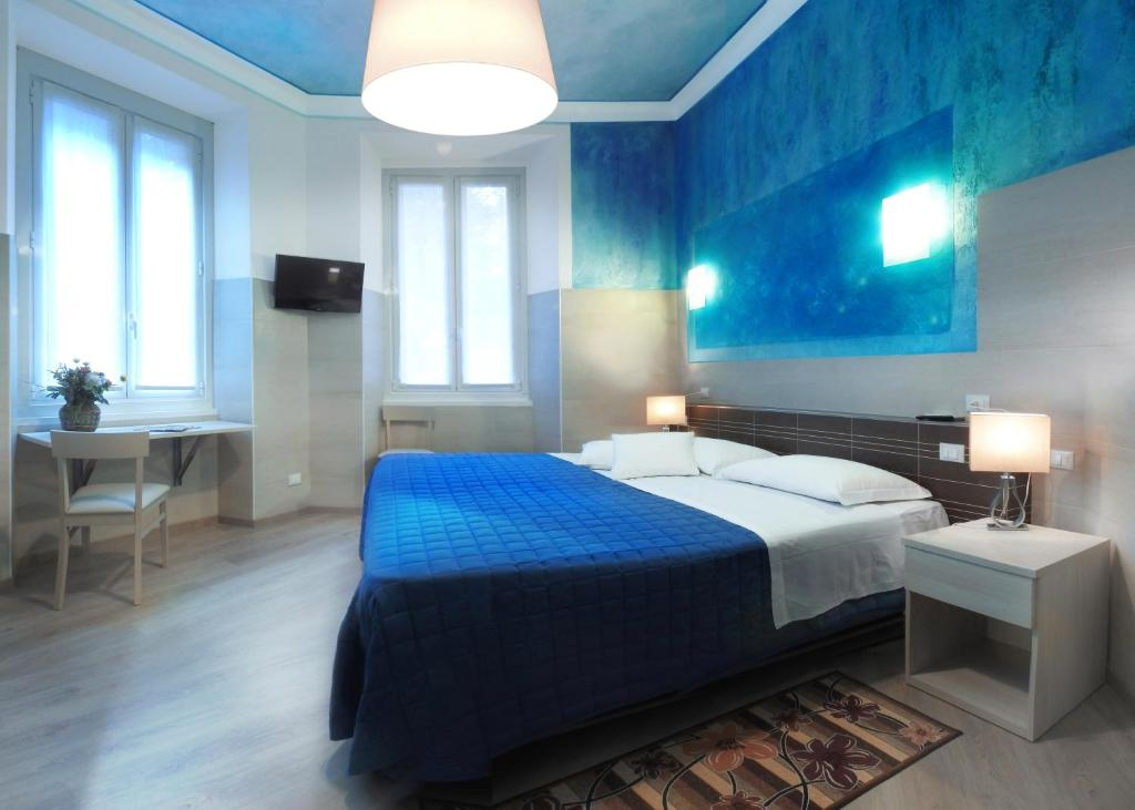 Una habitación en Albergo Annabella