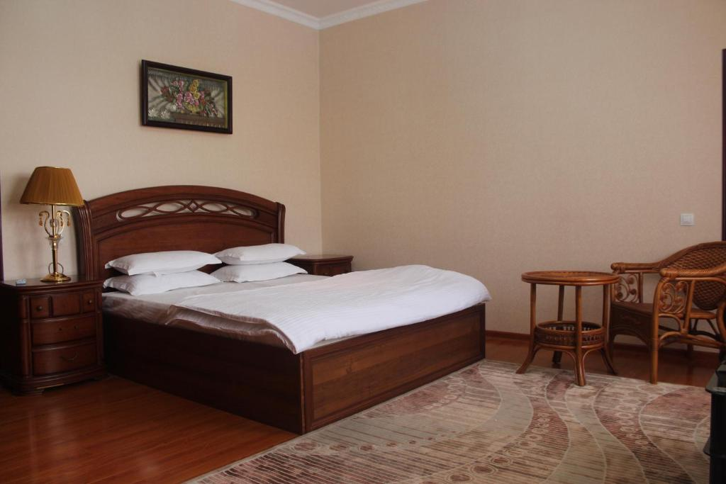 A room at Hello Dushanbe Hostel