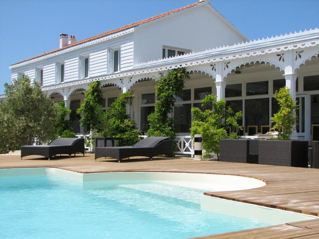Hotel La Maison sur l\'Eau , Barbâtre, Frankreich - 38 ...