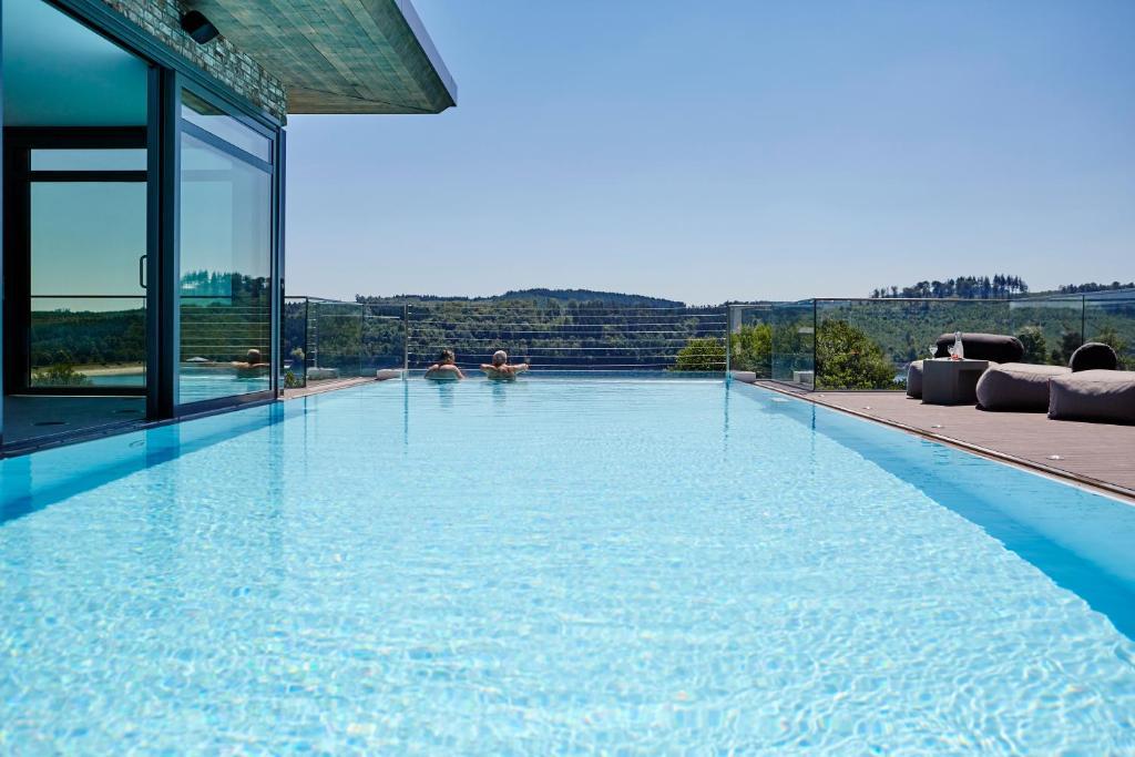 Hotel Seegartenの敷地内または近くにあるプール