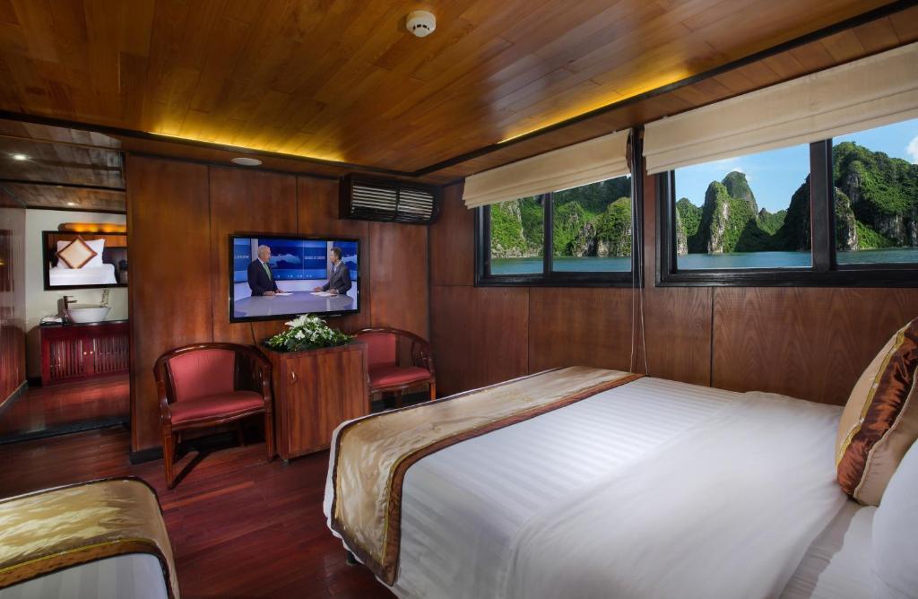 Suite Luxury với Bồn tắm Spa - 3 Ngày 2 Đêm
