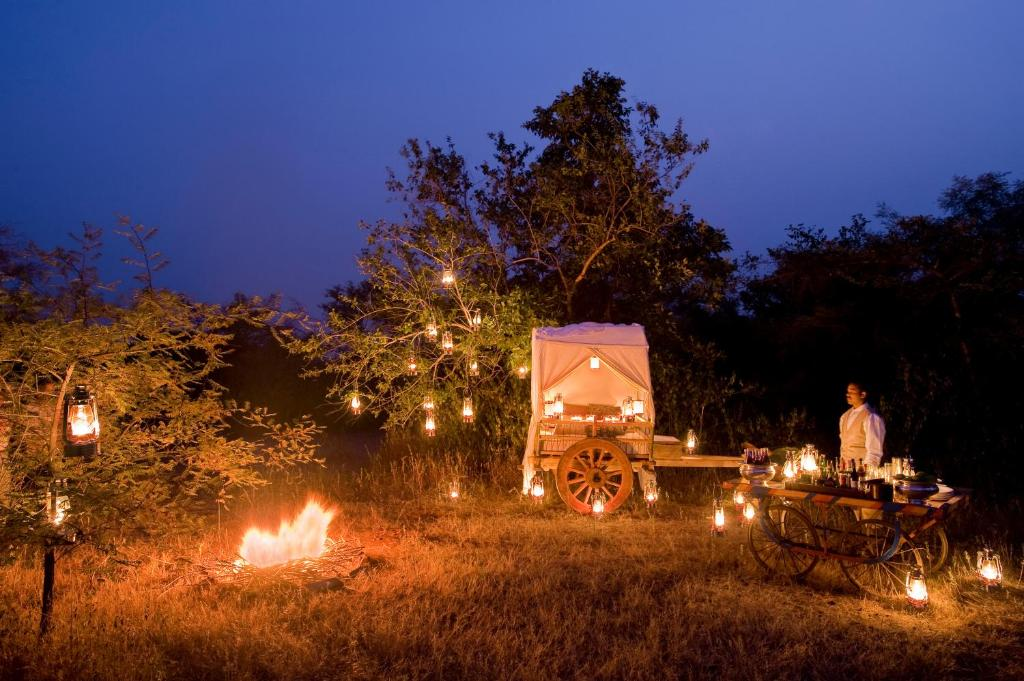 Lodge Taj Safari -Panna National Park, India - Booking.com