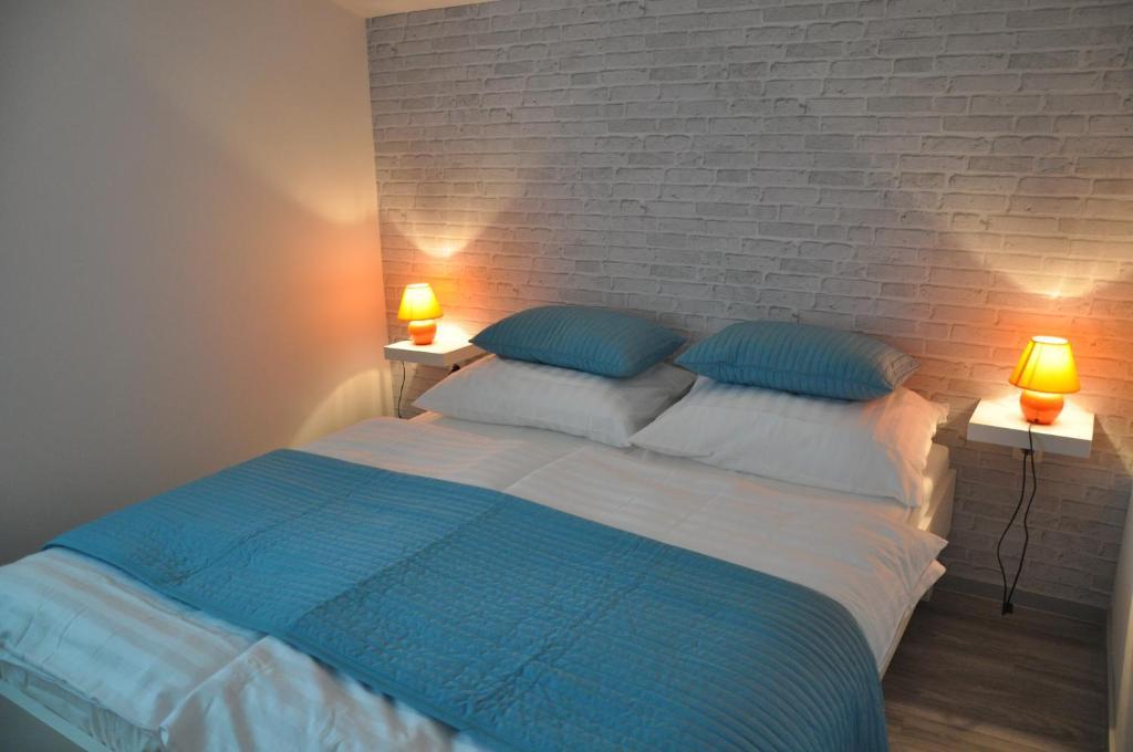 Um quarto em Isabella Rooms