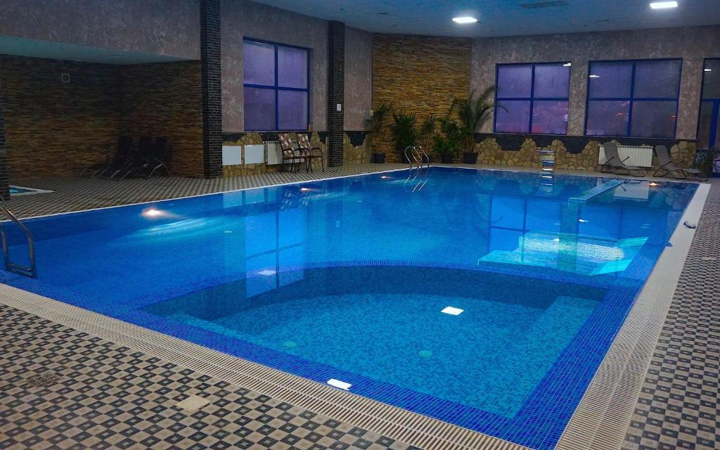 The swimming pool at or near Hotel Stilyana - Adults only