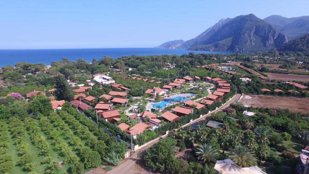 Kimera Hotel - Yoga & Spa с высоты птичьего полета