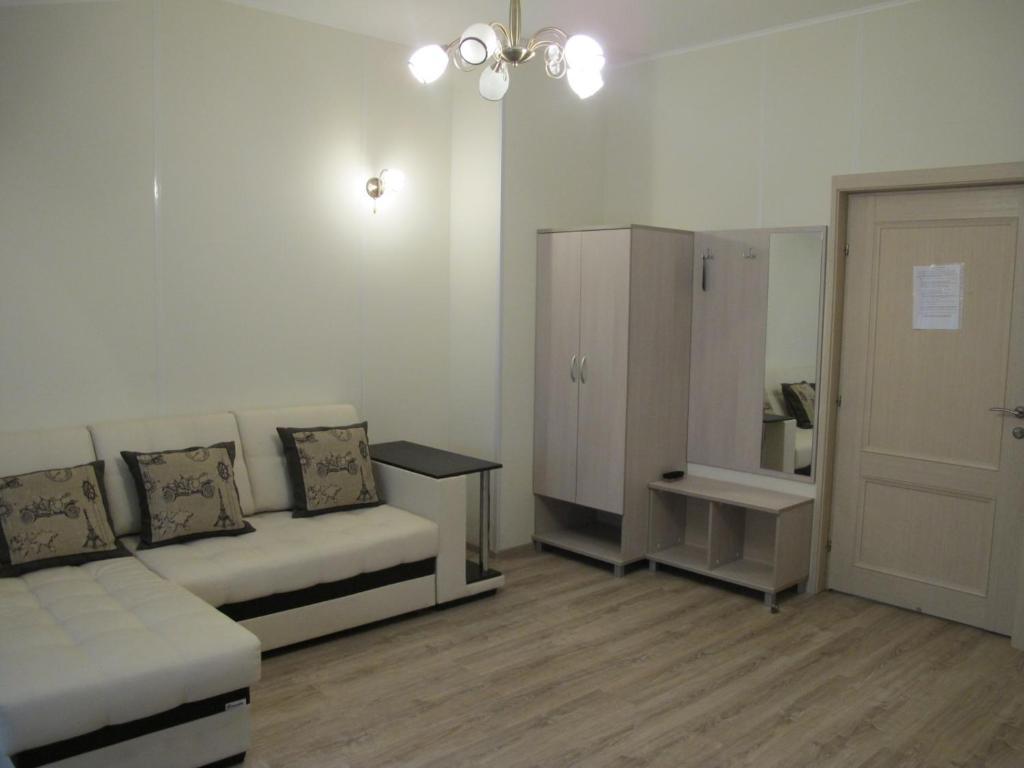 A seating area at Lida Mini-hotel