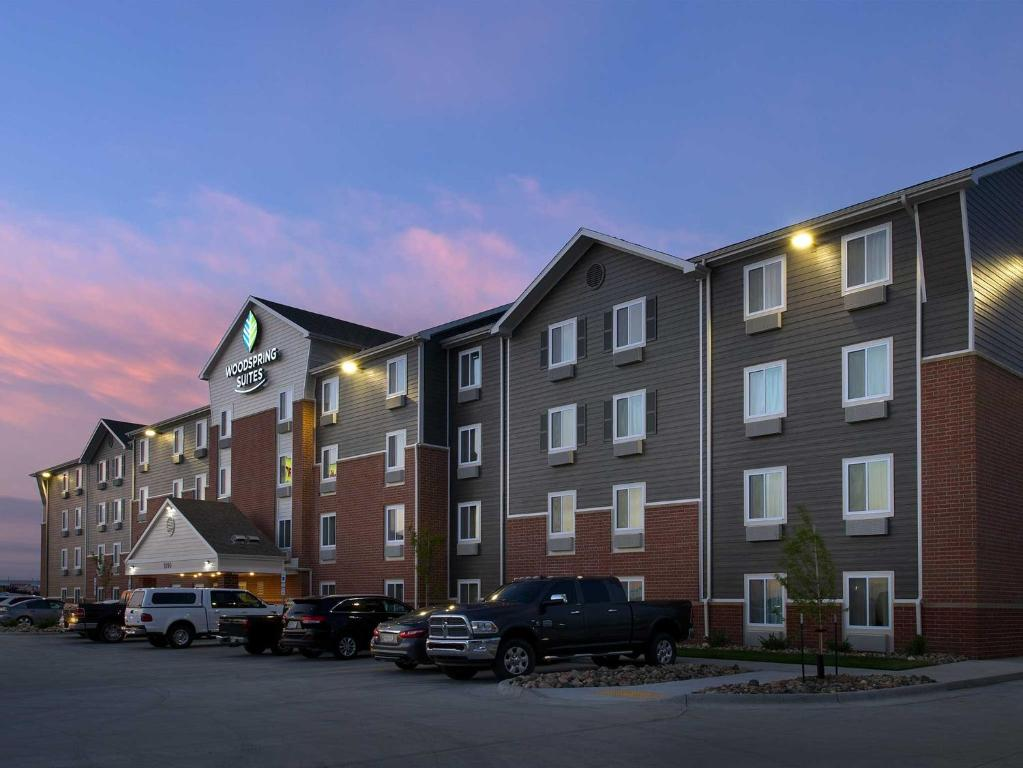 WoodSpring Suites Fargo.