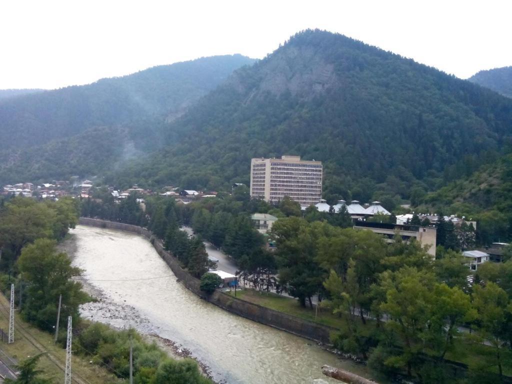 民宿附近的區域